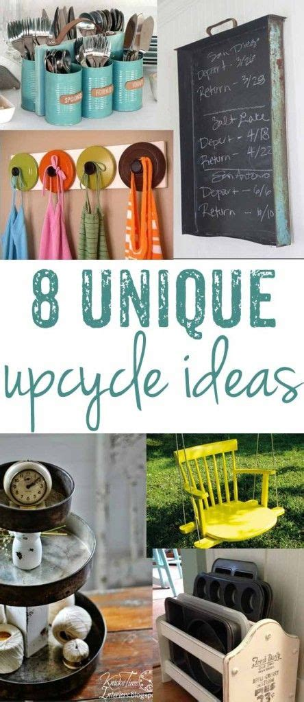 insanely unique upcycling ideas upcycled home decor