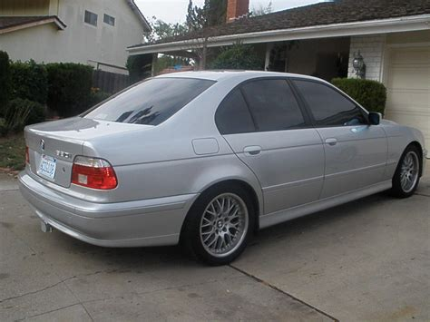 Jehu805 2003 Bmw 5 Series Specs, Photos, Modification Info