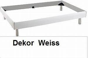 Bettgestell Weiß 90x200 : bettgestell melody weiss ~ Pilothousefishingboats.com Haus und Dekorationen
