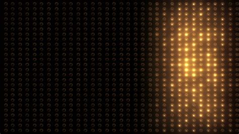 Led Screen Stock Footage Video