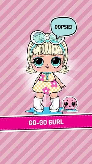 lol l o l doll pink baby l o l pop on the app store