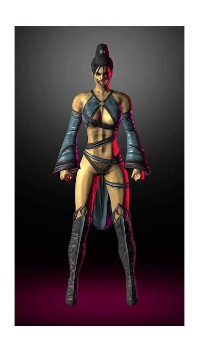 Mileena Princess Scorpion Deviantart