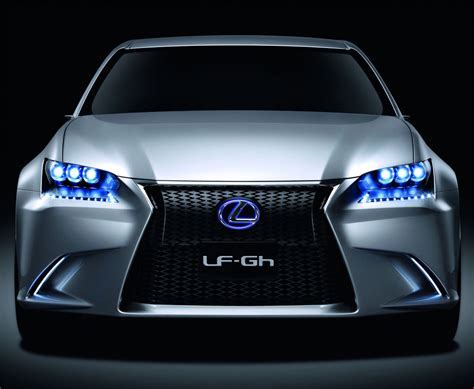 Lexus LF Gh Photo 3 10905