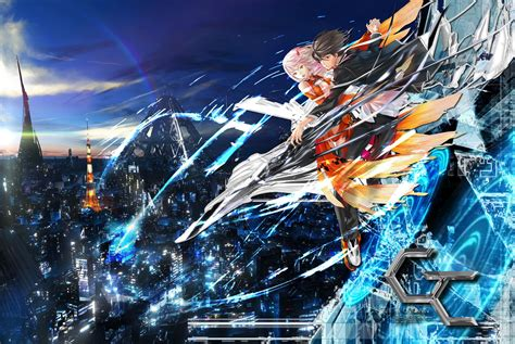 Rekomen Anime Genre Action Romance Anime Guilty Crown Really Good Anime In My Opinion Genre