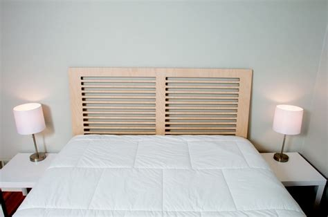 diy modern headboard how to make a diy modern headboard from one sheet of plywood modern headboard plywood and