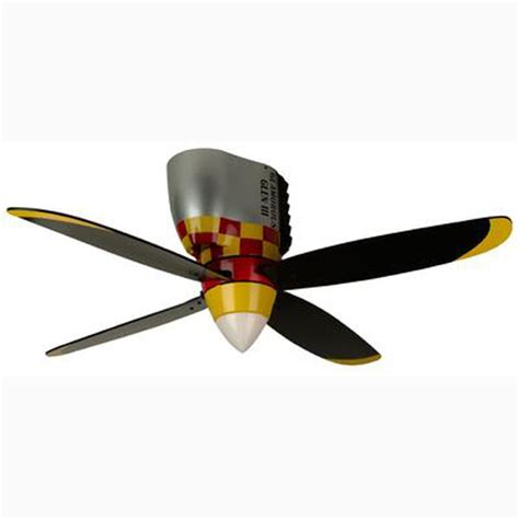 airplane propeller ceiling fan with light airplane fan p 51 mustang warbird airplane ceiling fan
