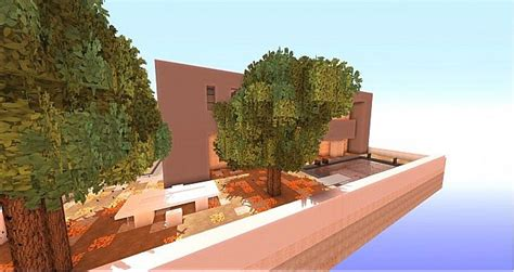 cubic estate minecraft house design