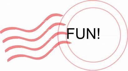 Fun Watermark Clipart Postage Clip Clker Clipartpanda
