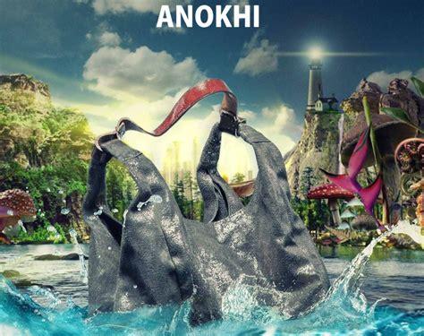 Mit Anokhi Trendtaschen Durch Herbst Und Winter