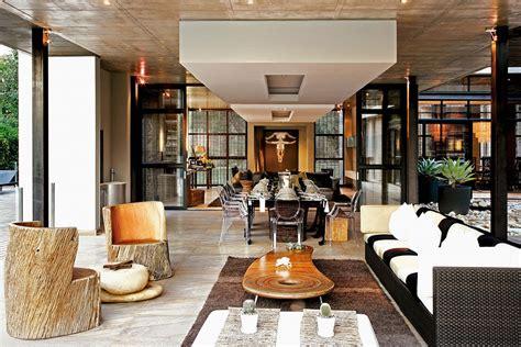 African Living Room Designs : Modern African Living Room Design