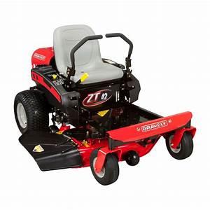 Gravely ZT Zero Turn Mower Price & Information - Barry's ...