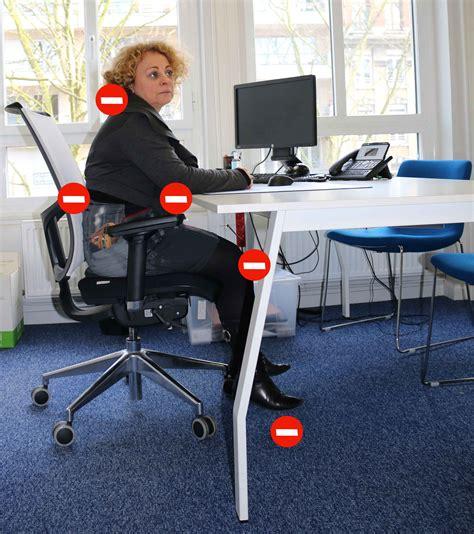 ergonomie au bureau position bureau 28 images avez vous une bonne position