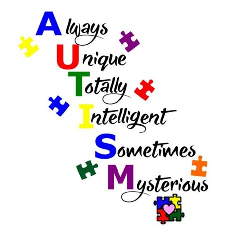 We provide a large selection of free svg files for silhouette, cricut and other cutting machines. SVG Autism Unique Autism Quote Autism Awareness