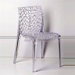 Chaise plastique salle a manger table de lit for Meuble salle À manger avec chaise plastique