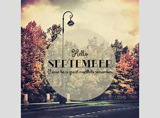 Hello September Pictures, Photos, and Images for Facebook