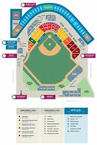 Giants Field Seating Chart Oneok Field Map Tulsa Drillers Oneok Field