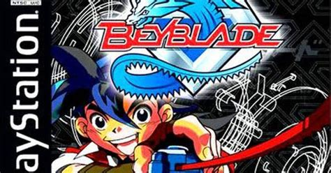 beyblade   rip psx iso