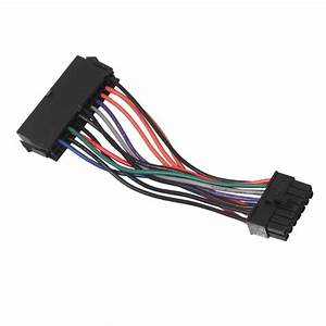 14 To 24 Pin Adapter : alloyseed atx 24pin to 14pin adapter power cable 18awg ~ Jslefanu.com Haus und Dekorationen