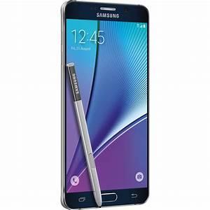 Samsung Galaxy Note 5 SM-N920I 32GB SM-N920I-32GB-BLACK B&H
