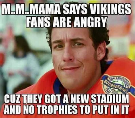 memes   minnesota vikings losing teddy