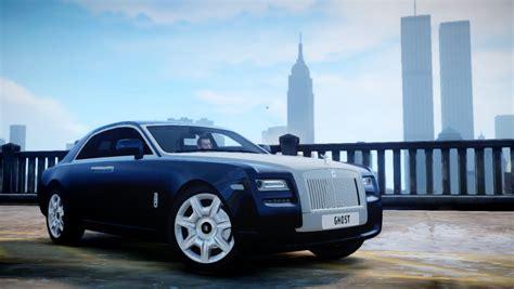 Rolls Royce Ghost Modification by Gta 4 2013 Rolls Royce Ghost Mod Gtainside