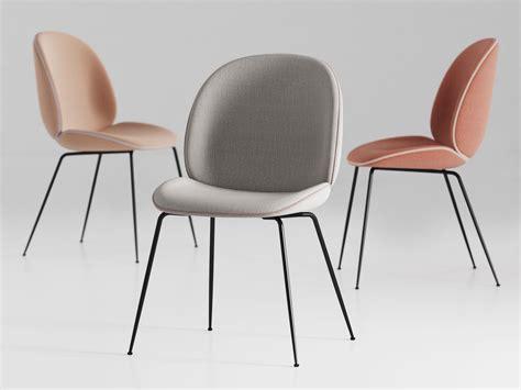 beetle chair 3d model gubi
