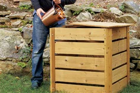 diy garden ideas  compost bin   materials
