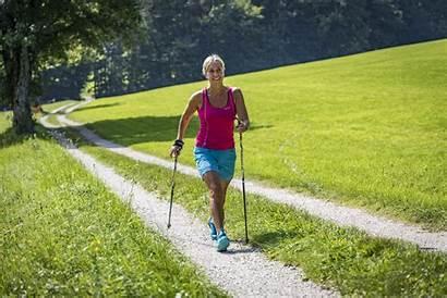 Nordic Walking Alpenland Chiemsee Intro