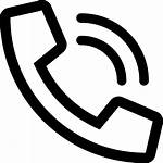 Icon Phone Ringing Request Awesome Font Checklist