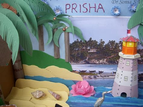 How To Make Paper Kerala Boat by Cards Crafts Projects Diorama Kerala India