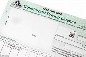 Paper licence will no longer be valid following moves to for Documents for driving licence test