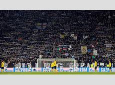 Juventus fans show support against Dortmund ITV News