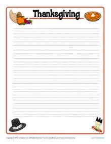 Point Of View Worksheets 3rd Grade Thanksgiving Printable Lined Writing Paper