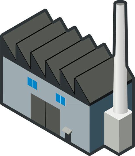 Factory Clipart Factory Clip At Clker Vector Clip