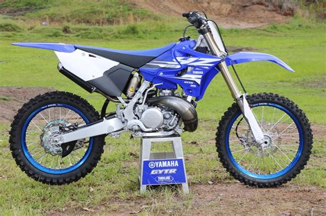 2018 250 two stroke motocross comparison australasian dirt bike magazine