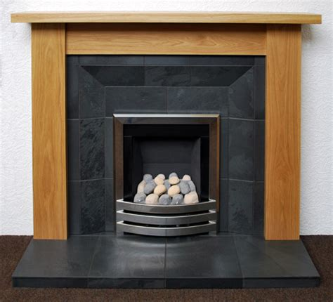 black slate fireplace nottingham leicester uk slate