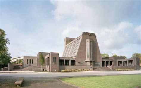 Bestattungsforum In Hamburg Ohlsdorf by Krematorium Ohlsdorf Dohse Architekten