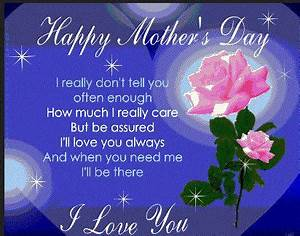 Mother's Day Quotes From Daughter | Mothers Day Quotes ...