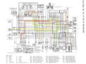 1981 Yamaha Xj650 Wiring Diagram Share The Knownledge