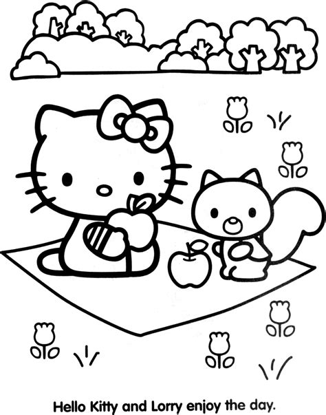 HD wallpapers coloriage a imprimer hello kitty noel gratuit