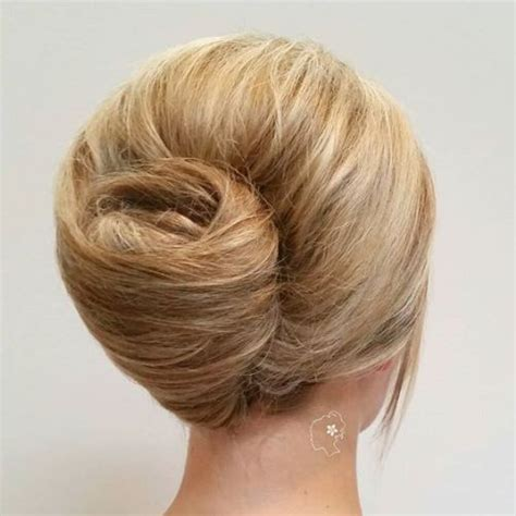 Classic Twist Updo Hairstyle by 40 Most Delightful Prom Updos For Hair In 2019