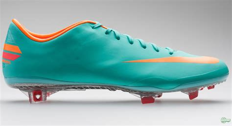 Nike Mercurial Vapor Viii Acc Retro/total Orange/challenge