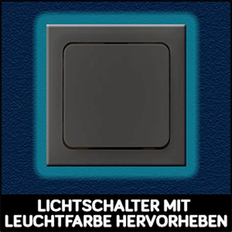 Farbe Die Im Dunkeln Leuchtet Für Aussen by Barrierefreie Orientierung Nachtlicht F 252 R Senioren
