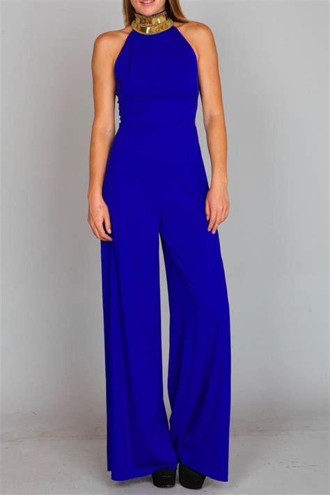 blue jumpsuit womens royal blue jumpsuit car interior design