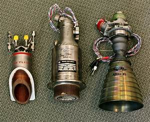 Miniature Rocket Engine      Large