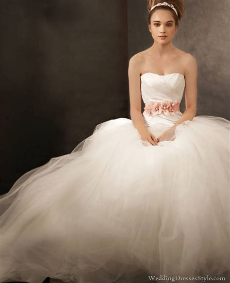 'white By Vera Wang Collection For Davids Bridal David