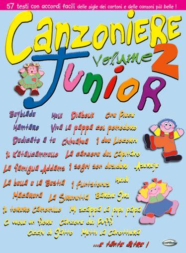 ci vuole un fiore accordi carisch canzoniere junior volume 2 aa vv