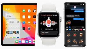 Ios 13 0 And Watchos 6 Release To Everyone