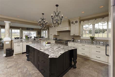 spectacular kitchen family room renovation  leesburg