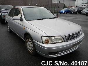 1999 Nissan Bluebird Silver For Sale